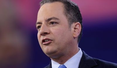 """Republican National Committee Chairman Reince Priebus failed Thursday to strike a deal with renegade delegates, who want to free up """"bound"""" delegates in an effort to thwart Mr. Trump's nomination."""