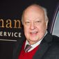 """In this Feb. 9, 2015, file photo, Roger Ailes attends a special screening of """"Kingsman: The Secret Service"""" in New York. Fox News chief Ailes is seeking to move former anchor Gretchen Carlson's harassment case against him from a New Jersey court to a closed arbitration panel in New York. Ailes, in court papers filed Friday, July 15, 2016, said New Jersey made no sense as a jurisdiction. (Photo by Charles Sykes/Invision/AP, File)"""