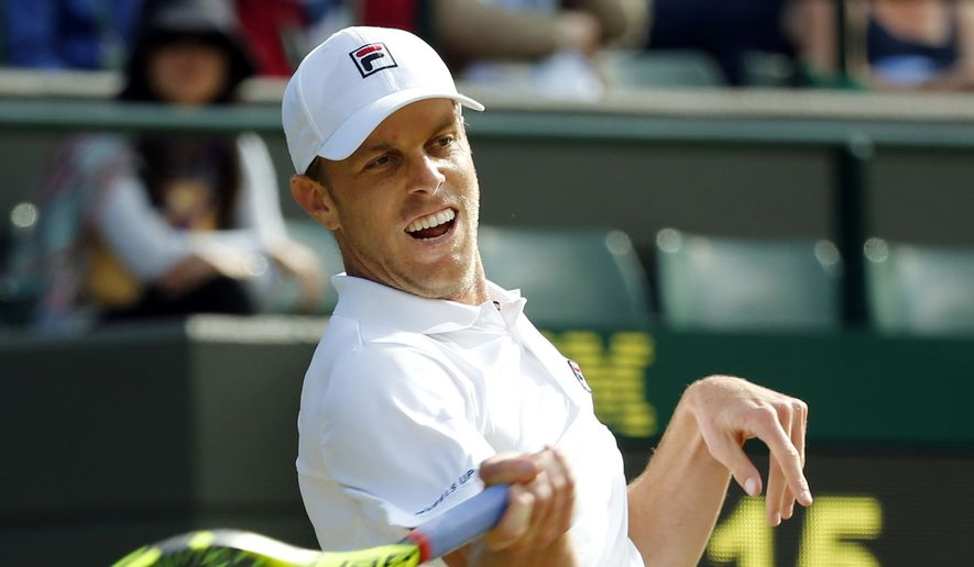 Image result for sam querrey