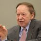 Sheldon Adelson. (Associated Press)