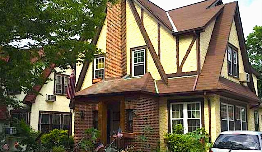 Donald Trump 39 S Boyhood Home In Queens New York Is Up For