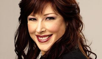 Carnie Wilson.  (Associated Press)