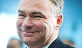 Tim Kaine (Associated Press) ** FILE **