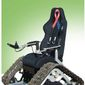 Illustration on all terrain powered wheelchairs for veterans by Alexander Hunter/The Washington Times