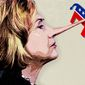 Clinton Scandals Illustration by Greg Groesch/The Washington Times
