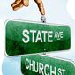 Church and State Illustration by Greg Groesch/The Washington Times