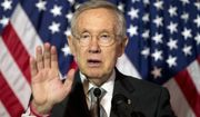 Senate Minority Leader Harry Reid is known for delivering stinging speeches on the Senate floor, but his attacks were sharpened for the convention speech. (Associated Press)
