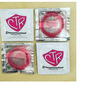 "Screen capture from a Fox13Now.com showing a Planned Parenthood promotion with condoms emblazoned with ""CTR,"" a registered trademark of the Church of Latter Day Saints standing for ""Choose the Right."" [http://fox13now.com/2016/07/27/planned-parenthood-ctr-condoms-spark-controversy/]"