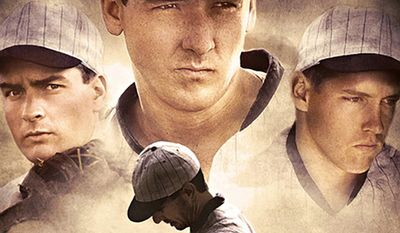 """Eight Men Out (1988) - The Chicago White Sox, who are set to play the Cincinnati Reds in the World Series of 1919, are at odds with their team's owner, Charles Comiskey (Clifton James), who pays his players unsatisfactory wages despite the team's popularity. A group of professional gamblers offers the Sox's best athletes a fortune to throw the series, and the players agree. However, their reputations and careers are ruined when the dark secret, dubbed the """"Black Sox Scandal,"""" reaches the public consciousness."""