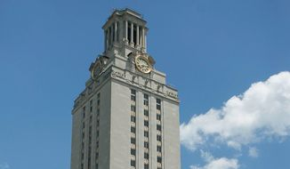 Fifty years ago, the University of Texas Tower became a sniper's nest as Charles Whitman fired shots from the 300-foot observation deck, killing 16 and wounding 31. (Associated Press Photographs)