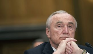 New York City Police Commissioner William Bratton. (AP Photo/Cliff Owen, File)