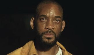 """Actor Will Smith stars in """"Suicide Squad"""" as the character """"Deadshot."""" (YouTube, Warner Bros.)"""