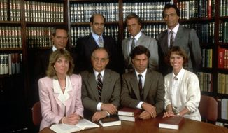 """""""L.A. Law"""" season one cast photo, via AVClub.com. On August 2, 2016, The Hollywood Reporter disclosed that creator Steven Bochco is at working rebooting the 1986-94 series for network television. [http://www.avclub.com/review/la-law-works-better-as-time-capsule-than-tv-show-201431]"""