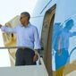 It's time for President Obama and family to head to Martha's Vineyard for their summer vacation. (Associated Press)