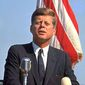 John F. Kennedy    Associated Press photo