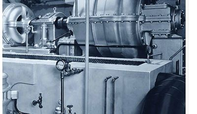 The first air conditioning unit used to cool the U.S. House of Representatives      The Washington Times
