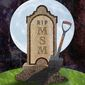 Gravesite of Main Stream Media Illustration by Greg Groesch/The Washington Times