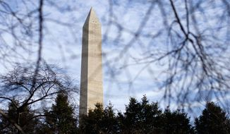 The lone, balky elevator that takes visitors to the top of the 555-foot Washington Monument needs a major renovation that will require closing the landmark for nine months, officials said Wednesday. (Associated Press/File)