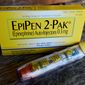 The EpiPen, a potentially lifesaving epinephrine autoinjector, has increased in price from $100 in 2009 to $600 today. Mylan Pharmaceuticals has bowed to pressure and will offer rebates. (Associated Press)