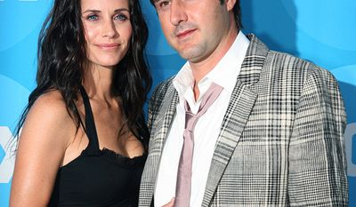 Courtney Cox, 52, and David Arquette, 44, were married for 11 years before they separated in 2013 (AP Photo)