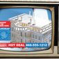 U.S. Presidency for Sale Illustration by Linas Garsys/The Washington Times