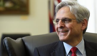 Supreme Court nominee Merrick Garland remains in limbo but has completed all of the procedures he can on his own for confirmation. (Associated Press)