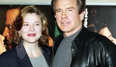 Warren Beatty has been married to actress Annette Bening since 1992. They have four children: Stephen, Benjamin, Isabel and Ella. Prior to marrying Bening, Beatty was well known for his high-profile romantic relationships that received generous media coverage. (AP Photo)