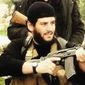 """The Islamic State-run Aamaq news agency said Abu Muhammad al-Adnani was """"martyred while surveying the operations to repel the military campaigns against Aleppo."""" (Associated Press)"""