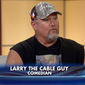 "Comedian Larry the Cable Guy on the Aug. 30, 2016, edition of Fox News Channel's ""Fox & Friends"" morning program. Image via video screen capture."
