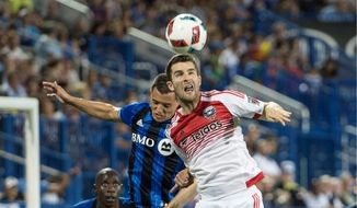 Former Maryland star Patrick Mullins has served as a strong and shrewd outlet up top to help invigorate his attacking midfield D.C. United teammates since being acquired in July. (credit)