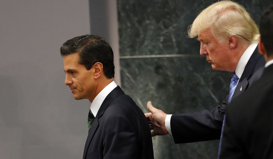 Image result for donald trump mexico
