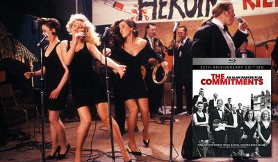 """A band of Dublin musicians deliver blues and soul hits in """"The Commitments: 25th Anniversary Edition,"""" now available on Blu-ray from Image Entertainment."""