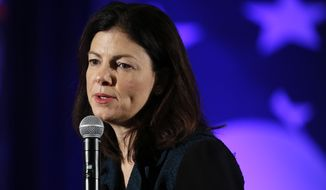 Sen. Kelly Ayotte, New Hampshire Republican, will find out in November whether her independent streak is strong enough for voters as she faces off against Gov. Maggie Hassan, a Democrat, and against headwinds of Donald Trump's presidential campaign.