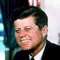 John F. Kennedy (Associated Press) ** FILE **