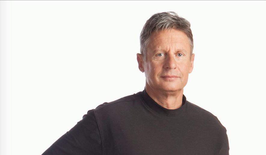 Libertarian presidential nominee Gary Johnson has received only 33 seconds worth of coverage on prime-time network news shows. (gary johnson)