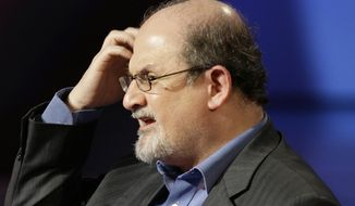Salman Rushdie says in an interview with a French magazine that Western governments are too eager to appease Islamism, both at home and abroad. He was also sharply critical of President Obama for his reluctance to use the I-word when speaking of terrorism. (Associated Press)