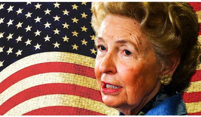Phyllis Schlafly   The Washington Times