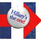 "Illustration on Hillary's Nixonian ""can't recall"" strategy by Alexander Hunter/The Washington Times"