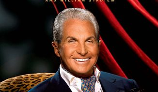 "This photo released by Touchstone Books shows the cover of ""Don't Mind If I Do"", by George Hamilton. Hamilton joins the tell-all trend with his memoir, ""Don't Mind If I Do,"" in which he writes about losing his virginity when he was 12 years old to his voluptuous stepmother. And that's just for starters. Associated Press."