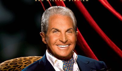 """This photo released by Touchstone Books shows the cover of """"Don't Mind If I Do"""", by George Hamilton. Hamilton joins the tell-all trend with his memoir, """"Don't Mind If I Do,"""" in which he writes about losing his virginity when he was 12 years old to his voluptuous stepmother. And that's just for starters. Associated Press."""