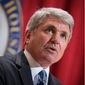 Rep. Michael T. McCaul of the House Committee on Homeland Security said President Obama's policies have failed to dent the Islamic State. (Associated Press) ** FILE **