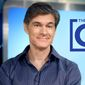 Dr. Mehmet Oz will host Donald Trump on a show that airs Thursday, offering details about the GOP nominee's health. (Sony Pictures)