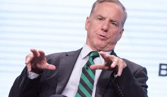 "Howard Dean participates in ""The Contenders: 16 for 16"" panel during the PBS Television Critics Association summer press tour in Beverly Hills, Calif., on July 29, 2016. (Richard Shotwell/Invision/Associated Press) **FILE**"
