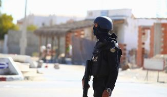 Tunisian police are on constant alert for terrorism because of the number of young people who are lured in by the Islamic State and return to carry out jihad. Analysts say part of the problem is the economy, combined with a religious vacuum and sense of despair. (Associated Press)