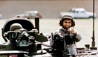 Michael Dukakis (Associated Press) ** FILE **