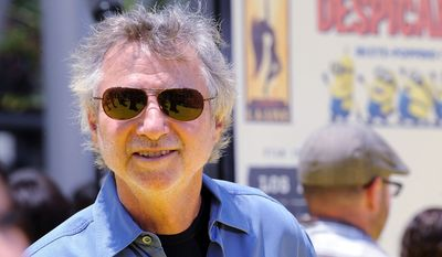 """Curtis Hanson arrives at the world premiere of  """" Despicable Me,"""" on Sunday June 27, 2010 at The Nokia Theatre in Los Angeles. (AP Photo/Katy Winn)"""
