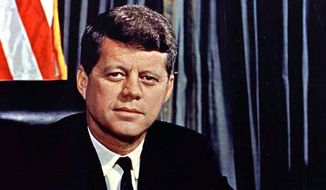 John Kennedy     Associated Press photo