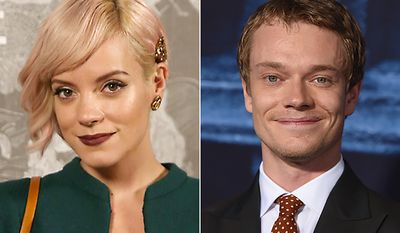 Lily Allen is an English singer, songwriter, actress, and television presenter. Her younger brother is Alfie Allen best known for portraying Theon Greyjoy in the HBO series Game of Thrones since 2011