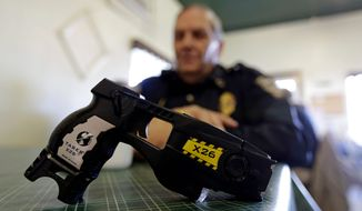 An attorney representing plaintiffs challenging the District ban on stun guns says residents should have nonlethal protection options. (Associated Press)