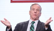 """""""He sniffs during the presentation, which is something that users do. He also has grandiosity, which is something that accompanies that problem. He has delusions,"""" Howard Dean said. """"He has trouble with pressured speech. He interrupted ... Hillary Clinton 29 times. He couldn't keep himself together."""" (Associated Press)"""